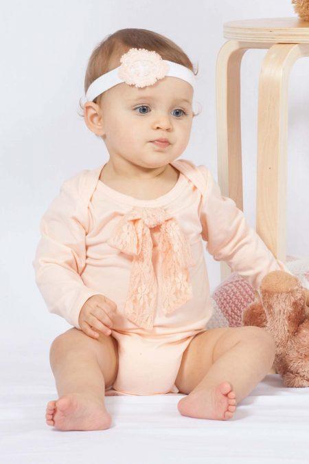 Baby Bow Onesie